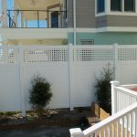 Beach House Fencing by FencePro