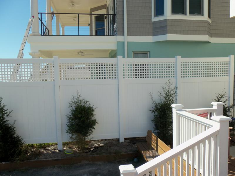 Beach House Fencing By Fencepro Fencepro Inc