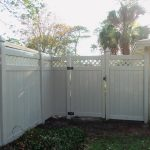 New Fence in Jacksonville