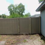 Wood Grain Fences Jacksonville