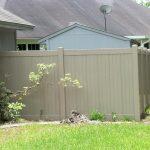 Wood Grain Fence Jacksonville