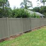 Wood Grain Fences Jacksonville FL