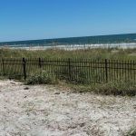 Fence by Jacksonville Beach