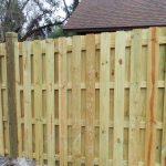Fence Installed Perfectly by FencePro